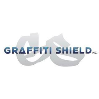 Graffiti Shield Logo
