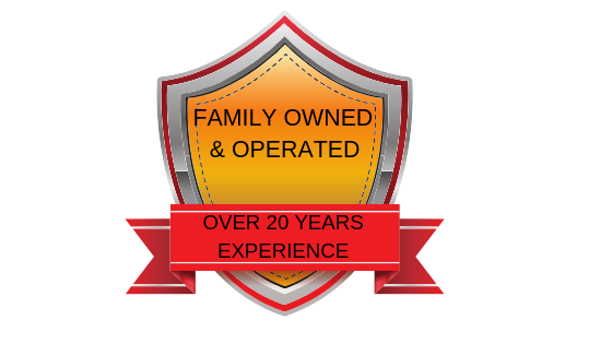 Family Owned and Operated for Over 20 Years
