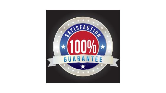 K & J Heating and cooling 100% Customer Satisfaction Guarantee