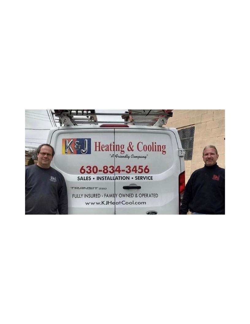 K & J Heating and Cooling, Inc. Best HVAC Company Near Me