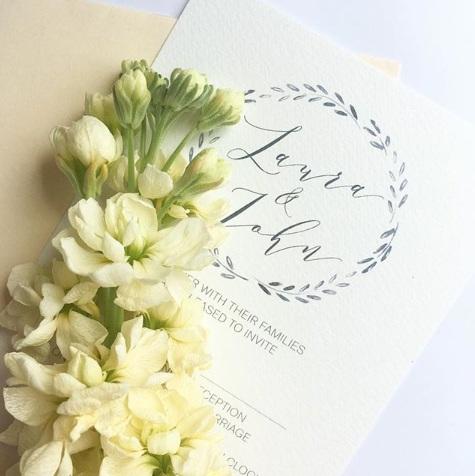 Elenor Wedding Invitations
