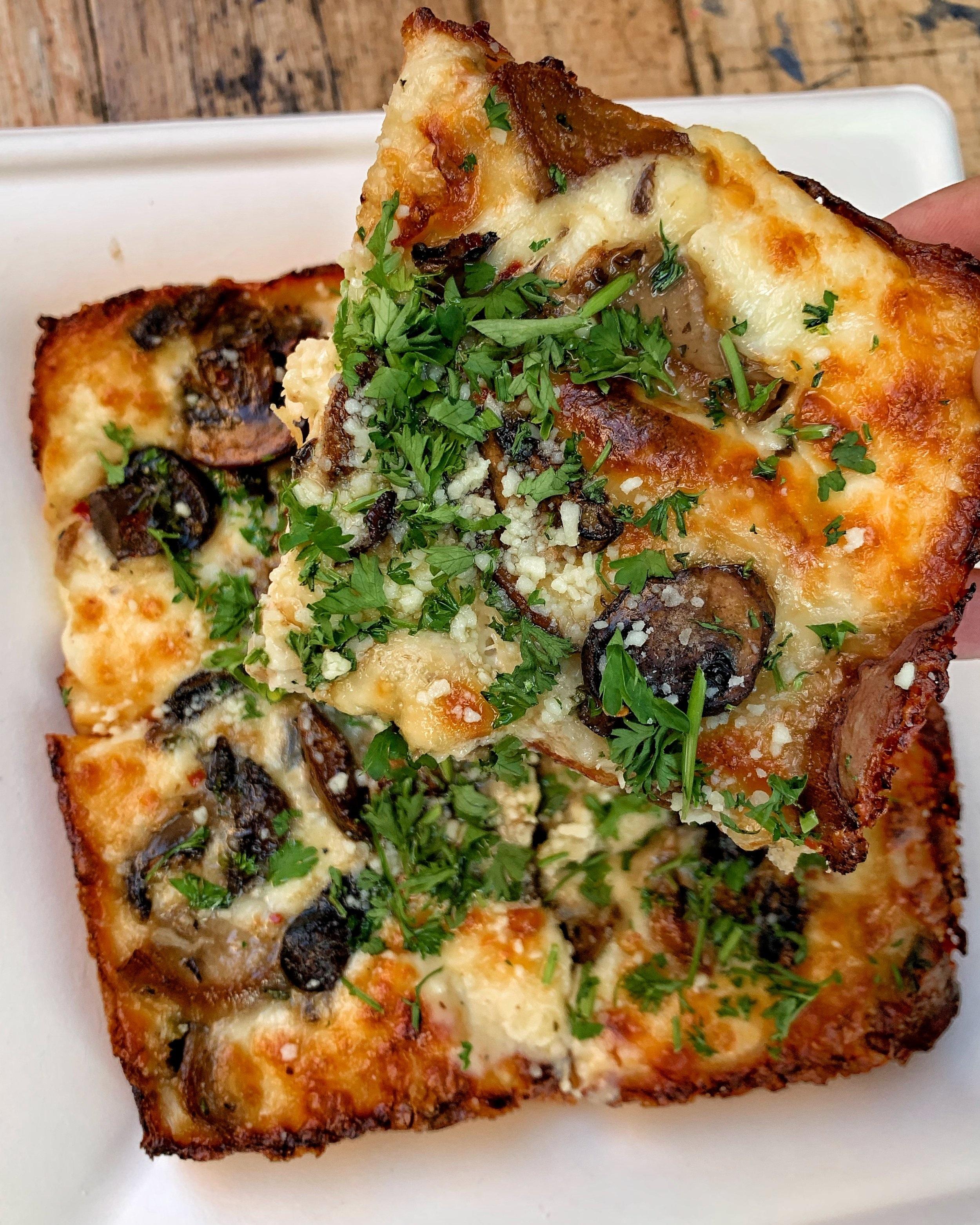 Truffle Mushroom -