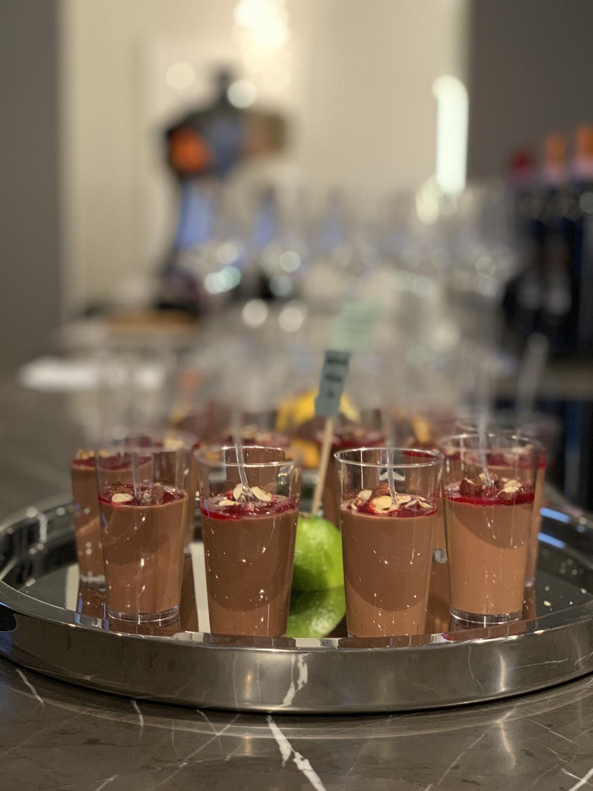A Flaweless Mini Dessert - Prep Time: 30 minutesServes: 24