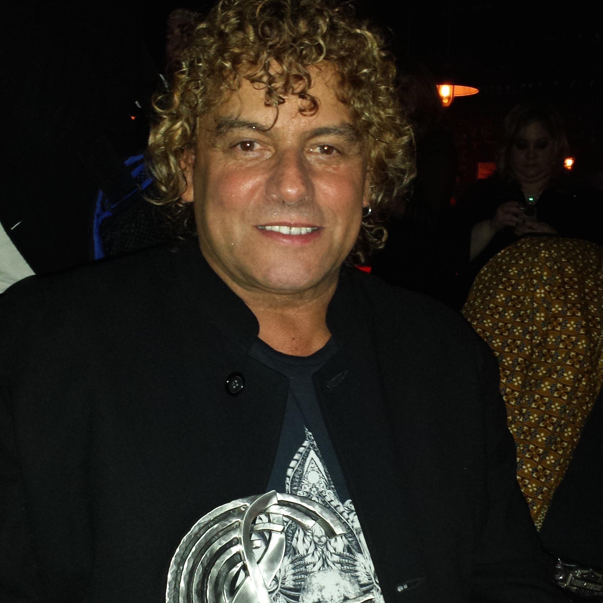 Long Island Music Hall of Fame award.
