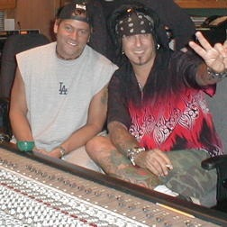 Studio day in Los Angeles, CA with Niki Six