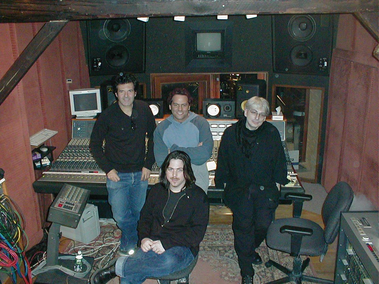 Blonde recording in MA