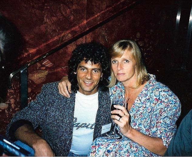 Steve Thompson, Linda McCartney
