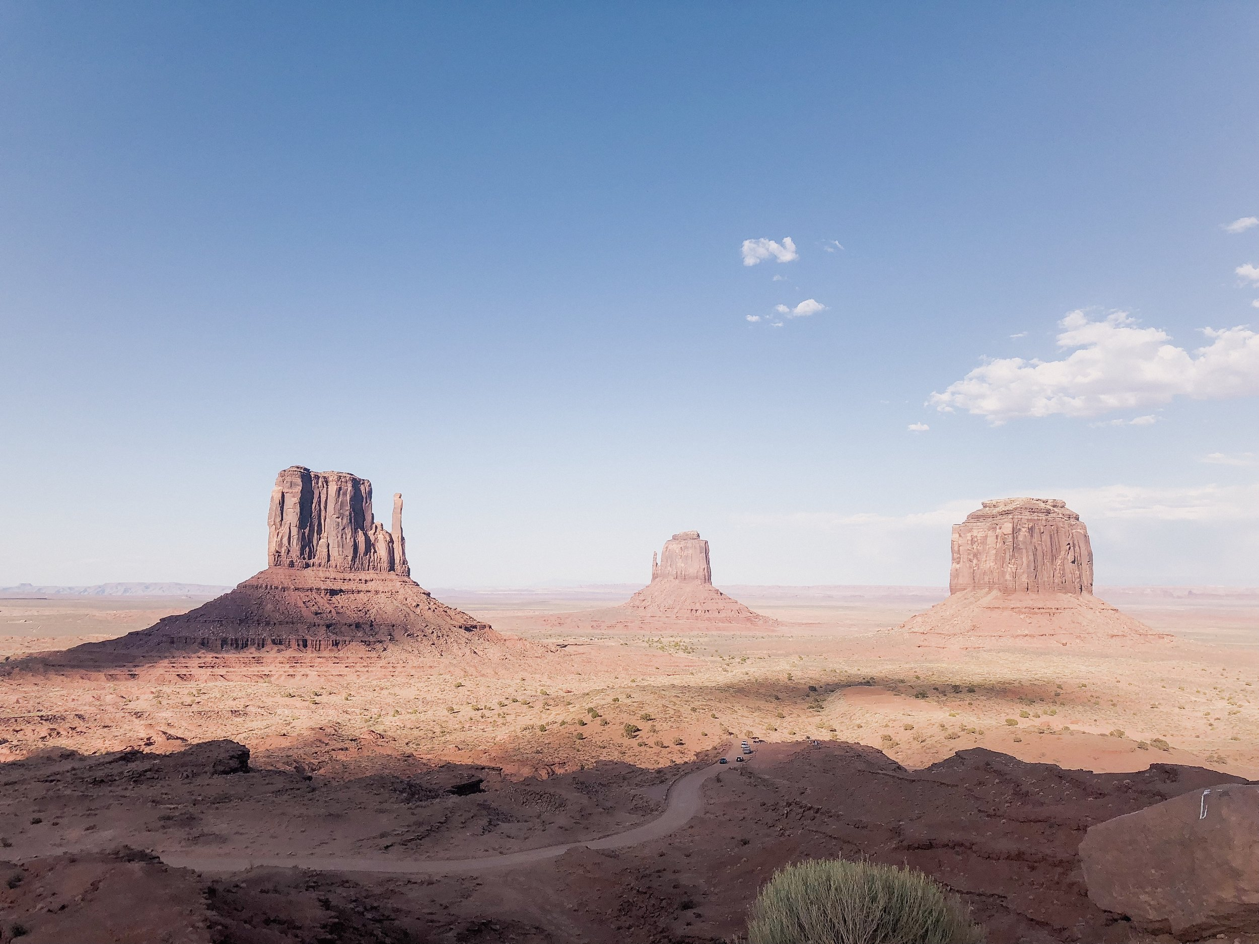 Gina Regala, San Jose, CA | Location: Monument Valley, UT (Shot on iPhone X)  Instagram