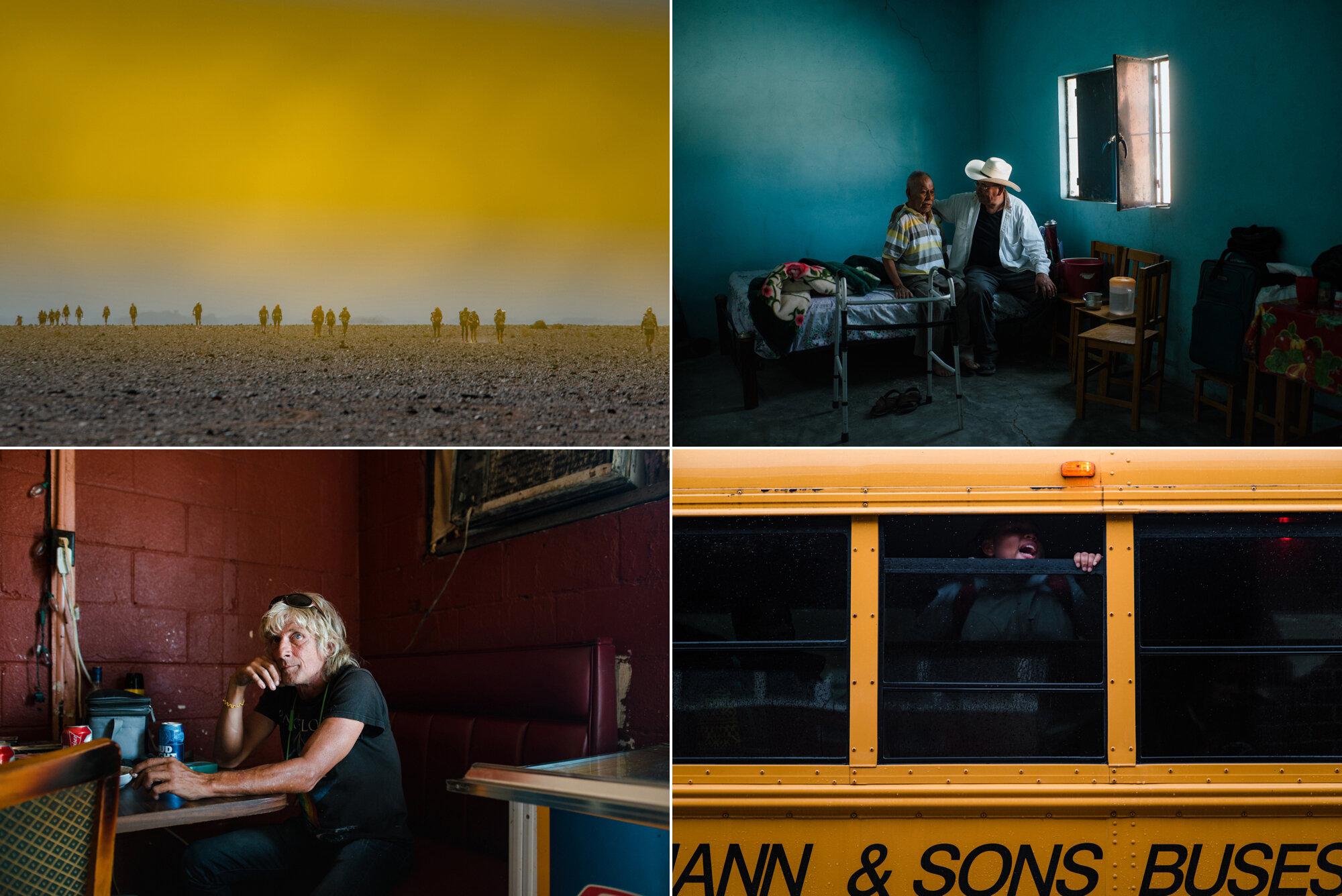 Images:    Ryan Christopher Jones    x West