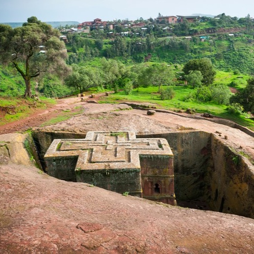 Ethiopia has about 8o tribes and 84 different languages. -