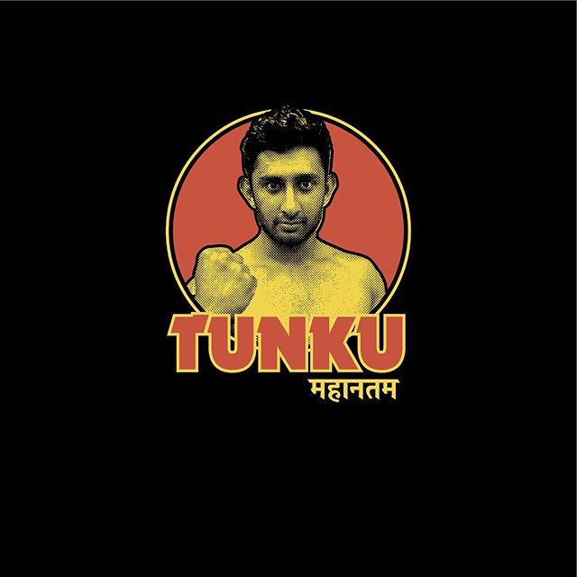 "Another option for ""The Greatest"" Tunku.  #graphicdesign"