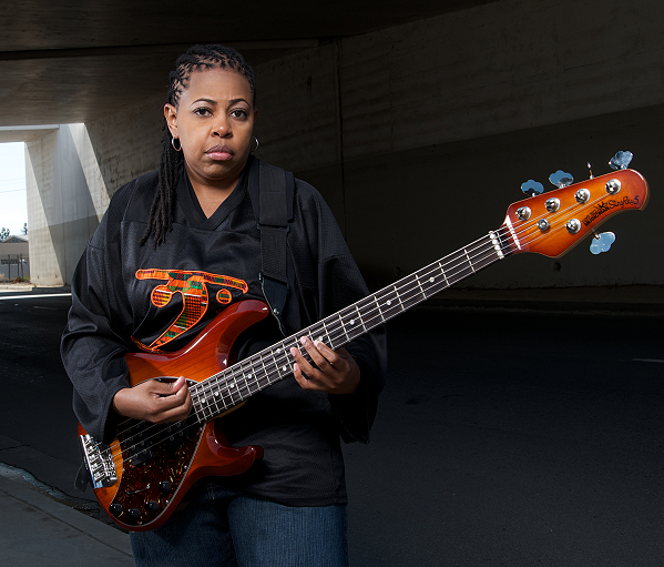 Robin BRAMLETT - Bass
