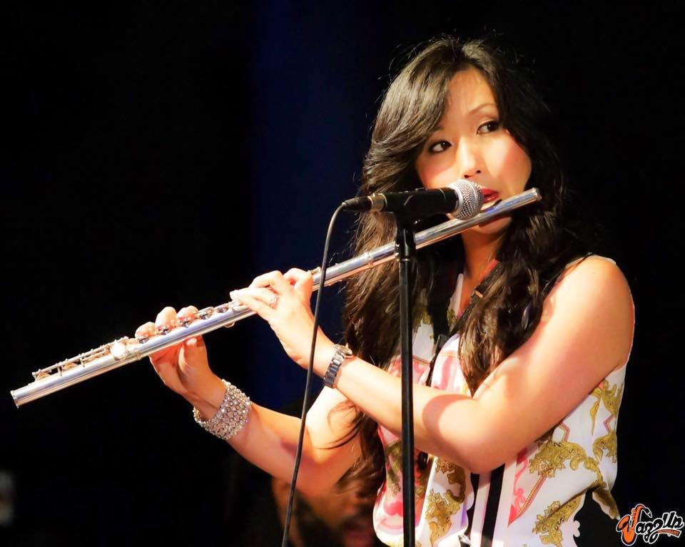TOMOKA NOMURA-JARVIS - Flute / Saxophone