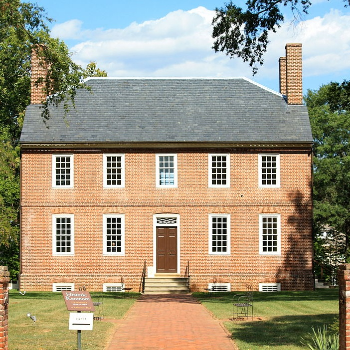 Kenmore House.  Photo: CC BY-SA 3.0.
