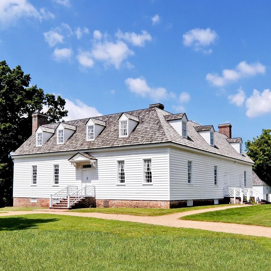 Photo:    Smithfield-Preston Foundation, Inc., Historic Smithfield Plantation.