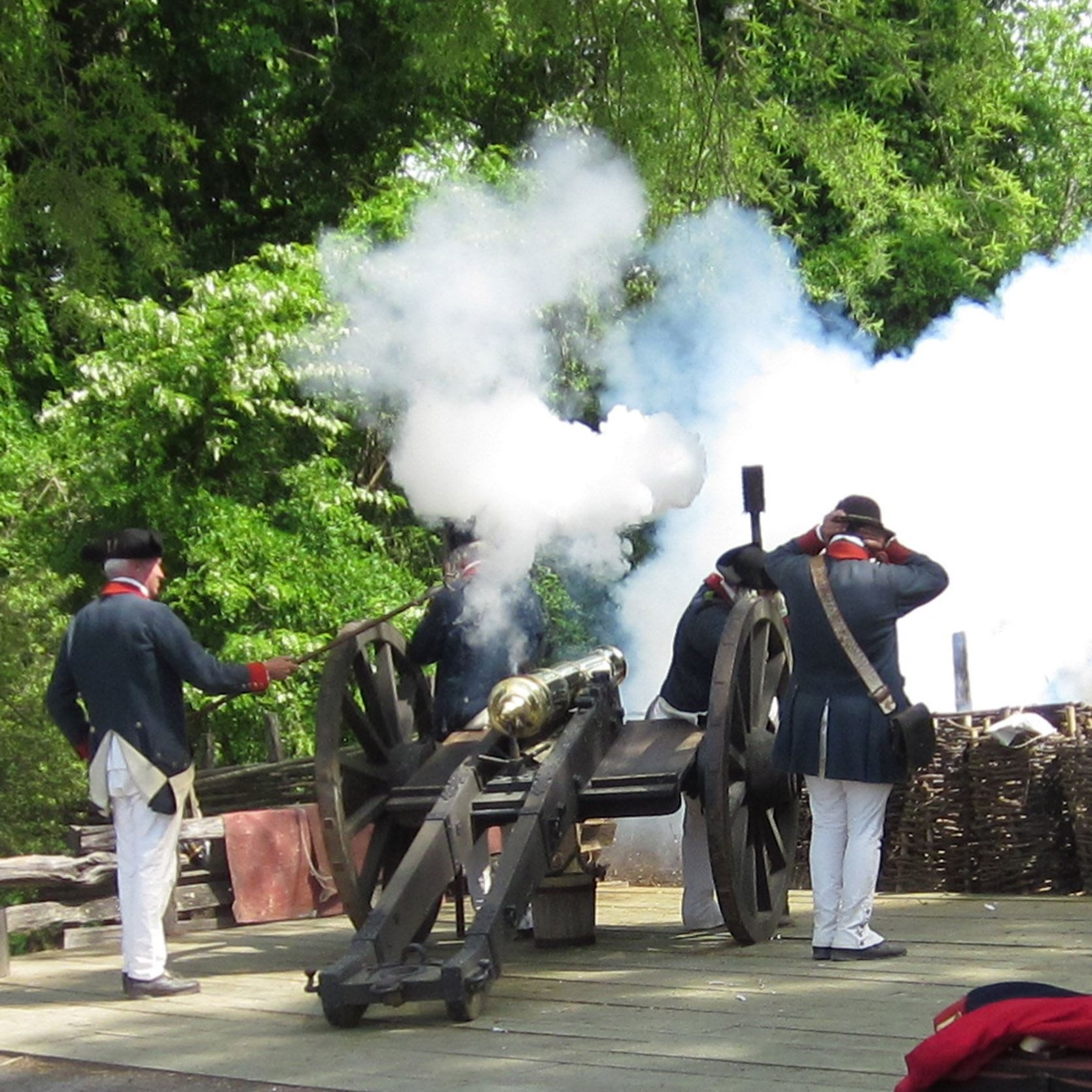 American Revolution Museum at Yorktown.  Photo courtesy of York County Tourism.