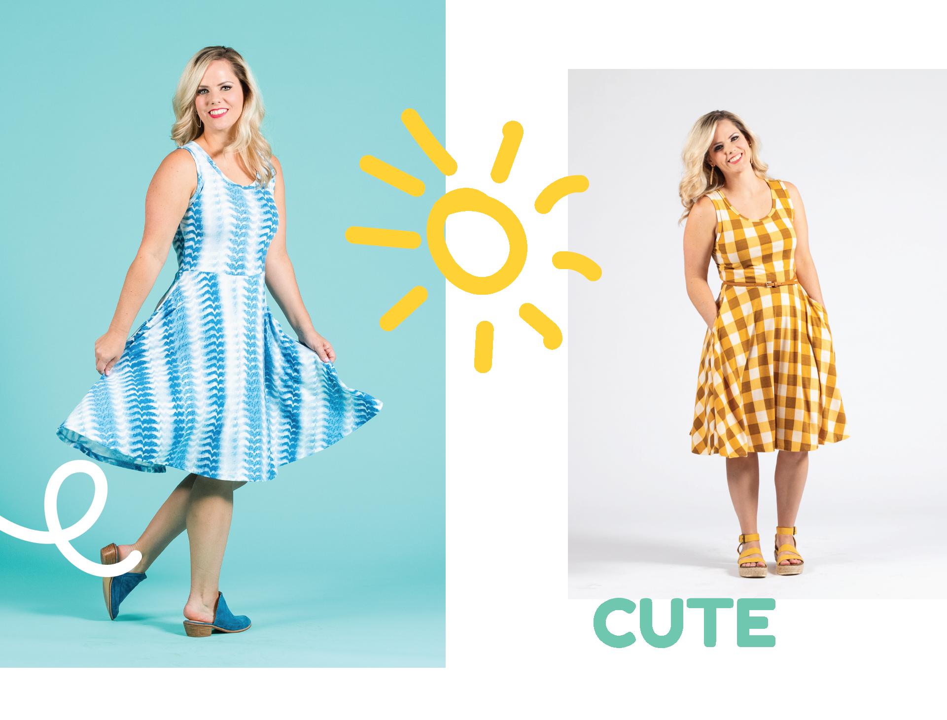 2d631bb4a LuLaRoe Nicki Sleeveless A-Line Dress Medium Size — LuLaRoe ...