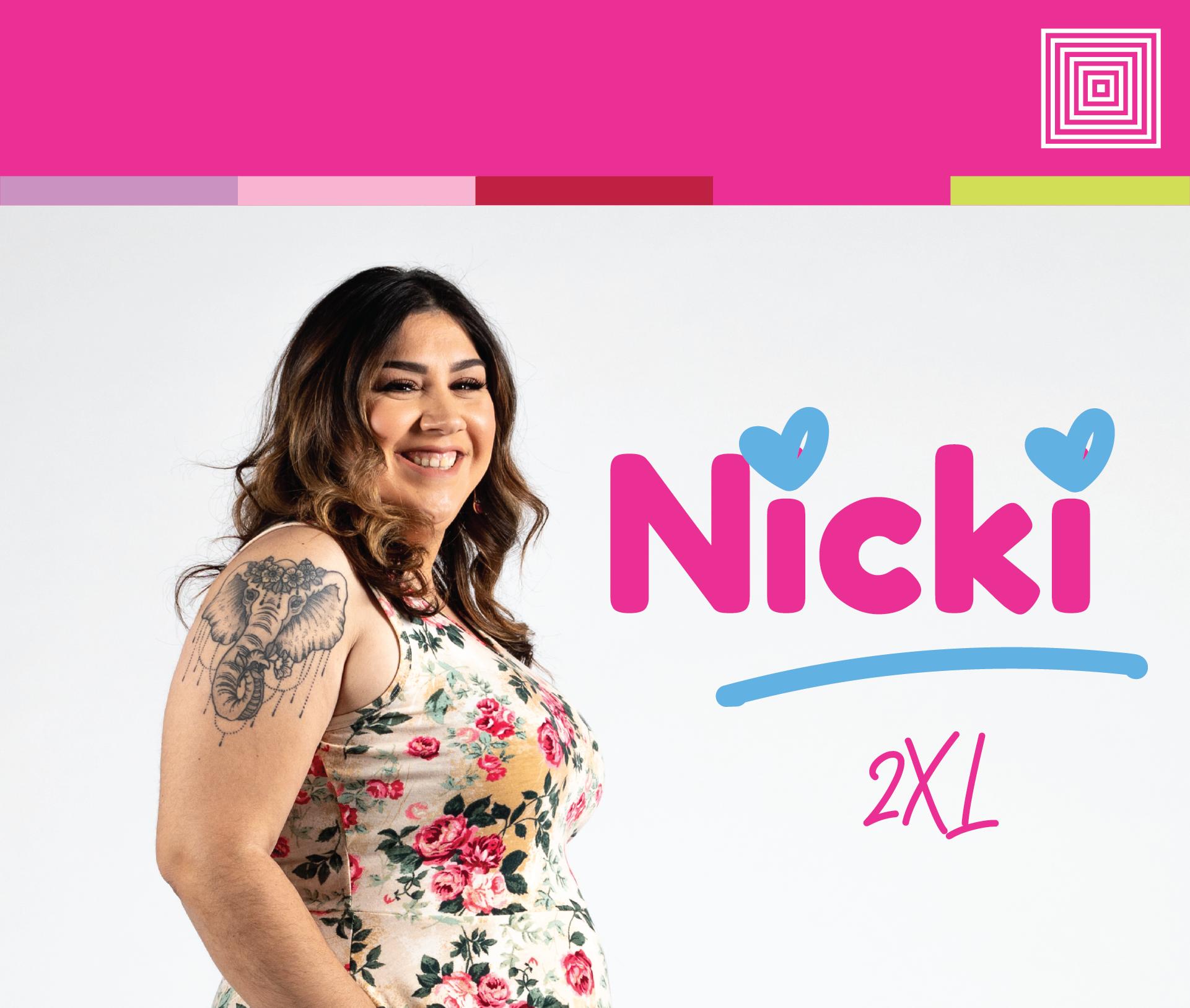 a22008c1a LuLaRoe Nicki Sleeveless A-Line Dress 2XL Size — LuLaRoe Sleeveless ...