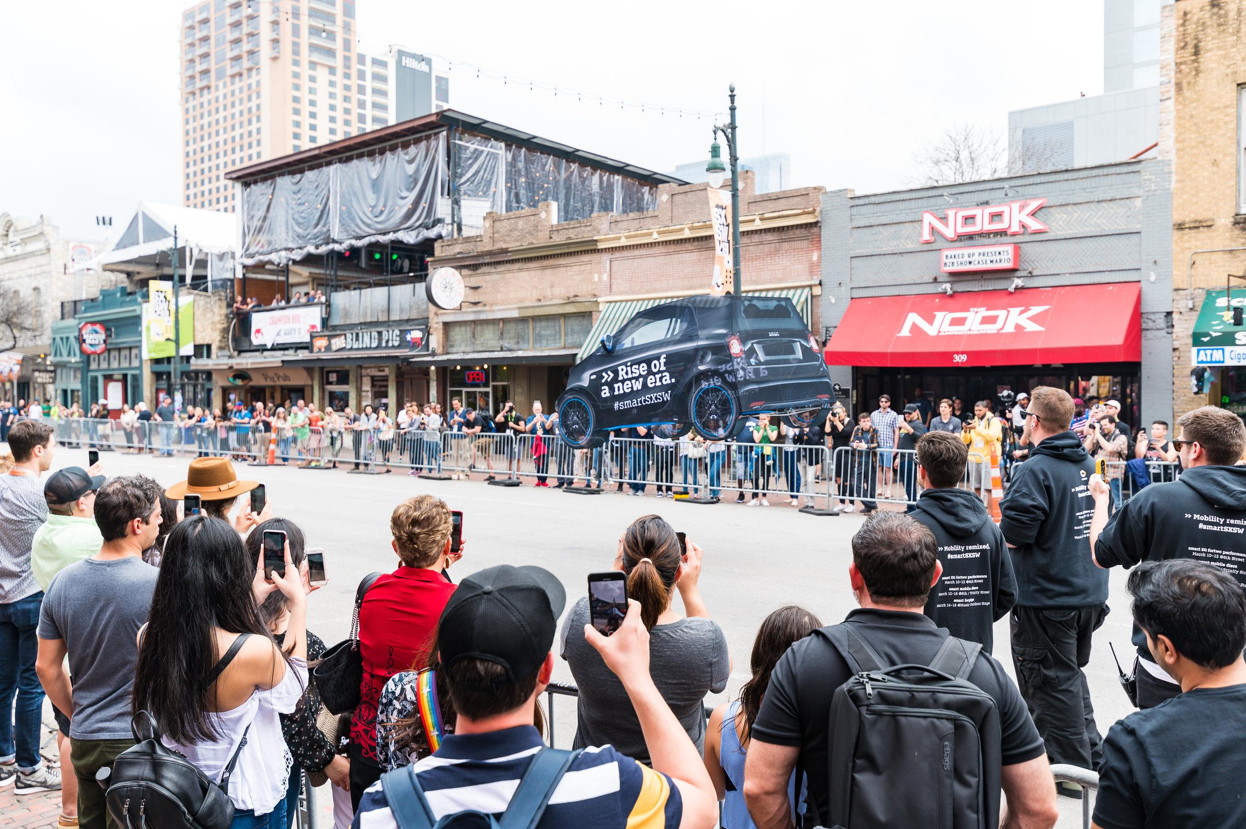 DAIMLER | SXSW RISE OF A NEW ERA