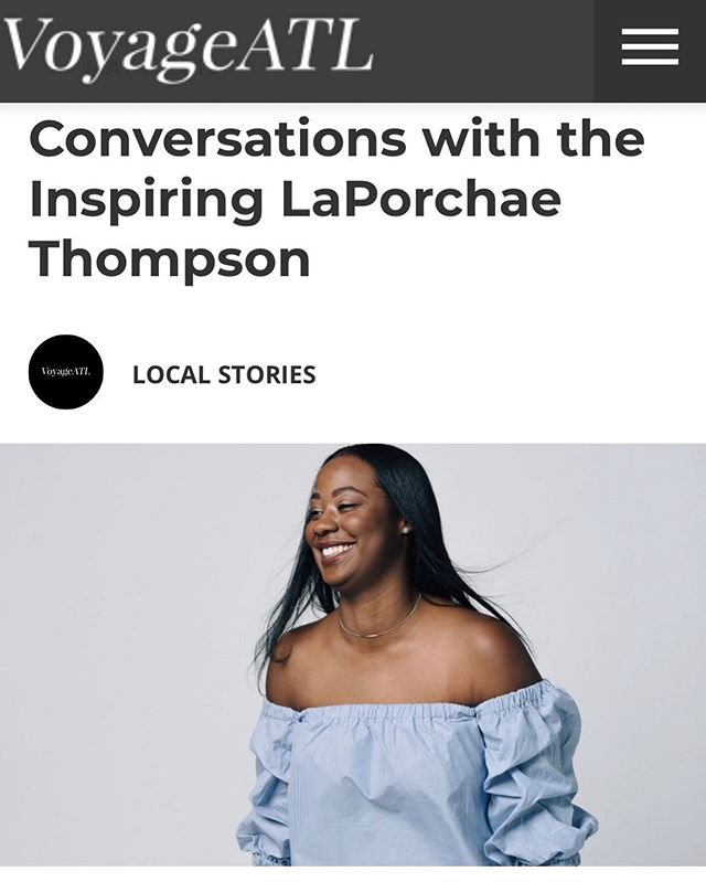 Thank you @voyageatl for featuring Lead Planner @laporcha as a Trailblazer in Atlanta!!!! Lasting Moments have some very exciting things in store, so check out article (link in bio) to read about our start! We also will be launching our NEW website this week!!!! Stay tuned... #eventplanner #events #atlevents #atleventplanner #wedding #weddingplanner #weddingplanning #atlbride #theknot #theknotbride #theknotwedding #theknotweddingplanner
