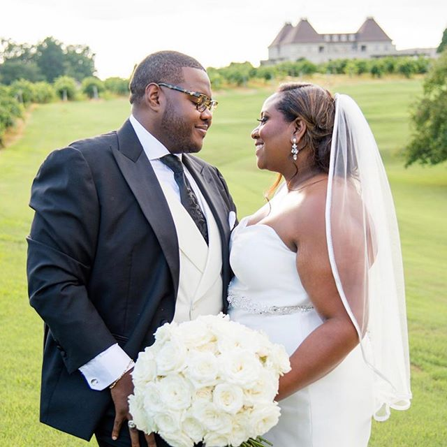 @lmeventsandconsulting wishes @coreybgibson & @dr.idagibson a Happy 1st Year Anniversary!!!!! Thanks for letting us create a Lasting Moment for you!!!!