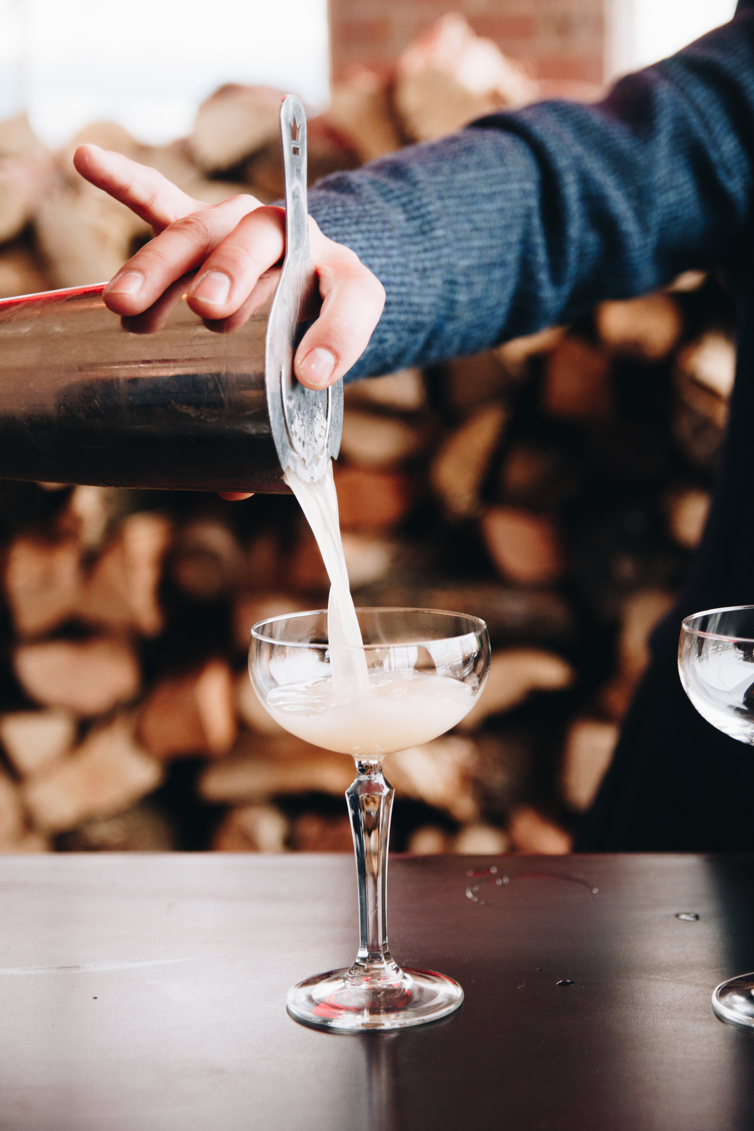 Have an idea for your own event or wedding signature cocktail? - Get in touch and let's collaborate!