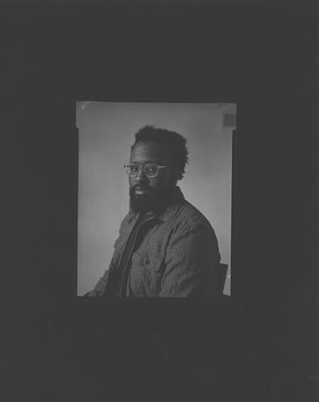 Zora Murff - is an Assistant Professor of Photography at the University of Arkansas. He received his MFA in Studio Art from the University of Nebraska—Lincoln and holds a BS in Psychology from Iowa State University. Zora's work addresses questions related to social aspects of making and consuming imagery. His work has been exhibited nationally, internationally, and published in Aperture Magazine, The New Yorker, The New York Times, The New York Times Magazine, and The Atlantic.Zora was named an Aperture Portfolio Prize finalist, an honoree for PDN's 30: New & Emerging Photographers to Watch, was selected as a Light Work Artist-in-Residence, and a Hammonds House Honors nominee. He has published books with Aint-Bad Editions and Kris Graves Projects. His most recent publication, At No Point In Between was published by Dais Books. Zora is also a Co-Curator of Strange Fire Collective, a group of interdisciplinary artists, writers, and curators working to promote and construct an archive of artwork created by women, people of color, and LGBTQ+ individuals.