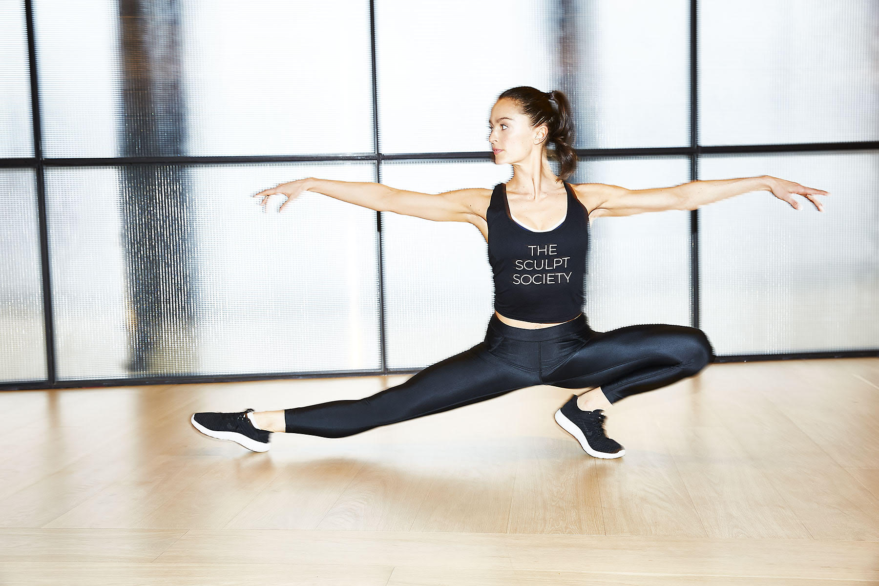 The Sculpt Society, - an athletic approach to dance based fitness