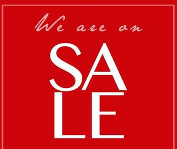 You heard right!  Morrison Square stores are on sale! Grab a winter bargain or three. Something for the whole family.