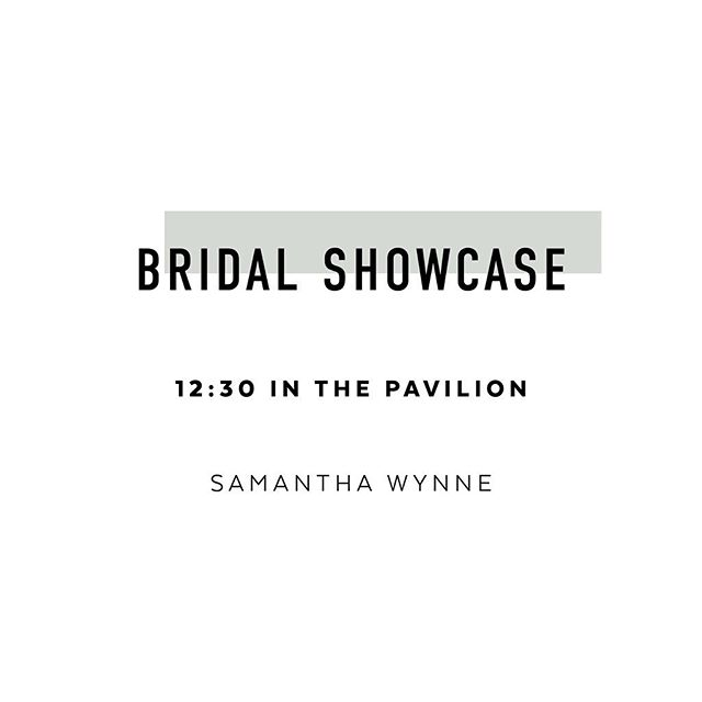 B R I D A L . S H O W C A S E  @samanthaawynne will be showcasing her collection of bridal gowns at 12:30pm in @oldbroadwaterfarm newly constructed Pavilion Ceremony Location - this Bridal Showcase is not to be missed! Grab a coffee from @hivecaravanbar and head into the Pavilion, styled by Event Partners @lamyrtle_style_house @hire_in_style_wa @capeeventsyallingup and photographed by @shannon_stent_images  #welovelove