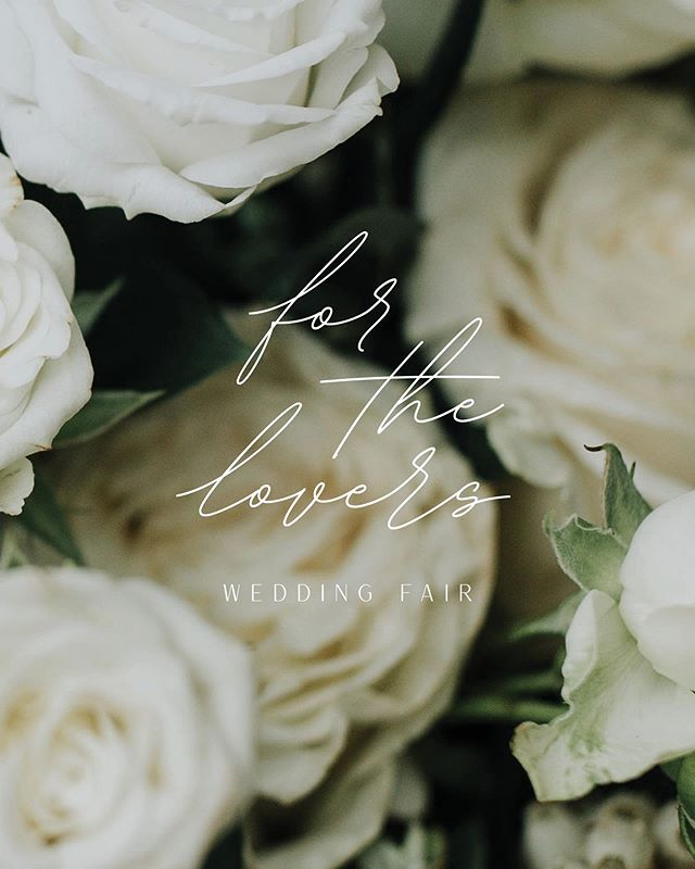 Today's the day! ✨ For the Lovers Wedding Fair ✨  @oldbroadwaterfarm ✨ 56 New River Ramble, Busselton ✨ 10am - 3pm ✨ Live Music ✨ Bar + Food ✨ Bridal Showcase ✨ Over 60 Wedding Vendors! ✨  See you there!! ✨🥰🥳🤩 #welovelove 📷 @parishawkenphoto 💐 @thedreamerandcollector