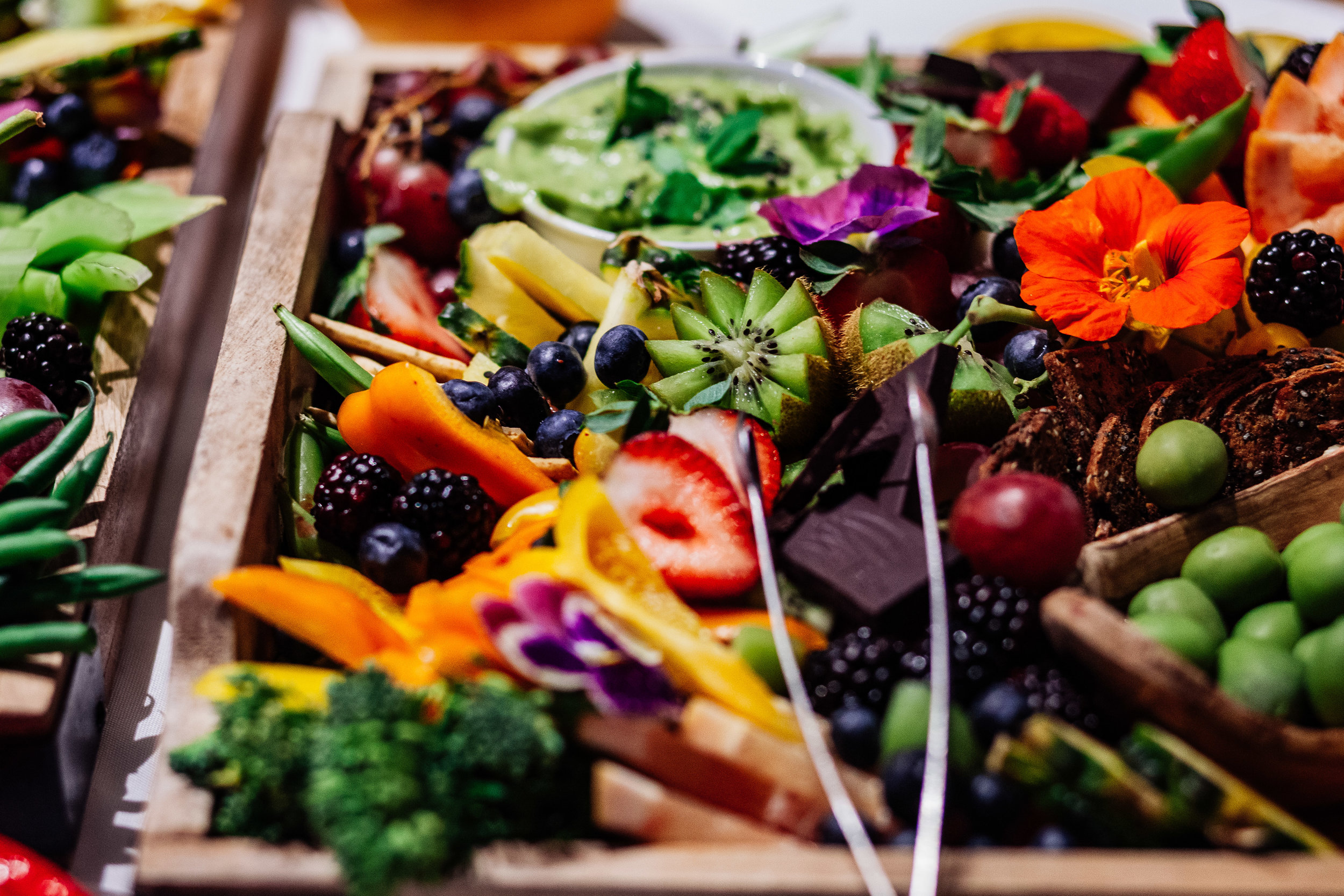 What food could nourish your body and your senses? No matter what eating protocol you are currently working on what food could you build into your week that would nourish and bring joy?