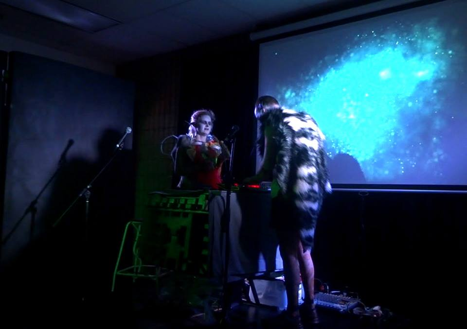 Astro_Morphs , 2017, Noodle Palace, Fringe World Festival, Perth.