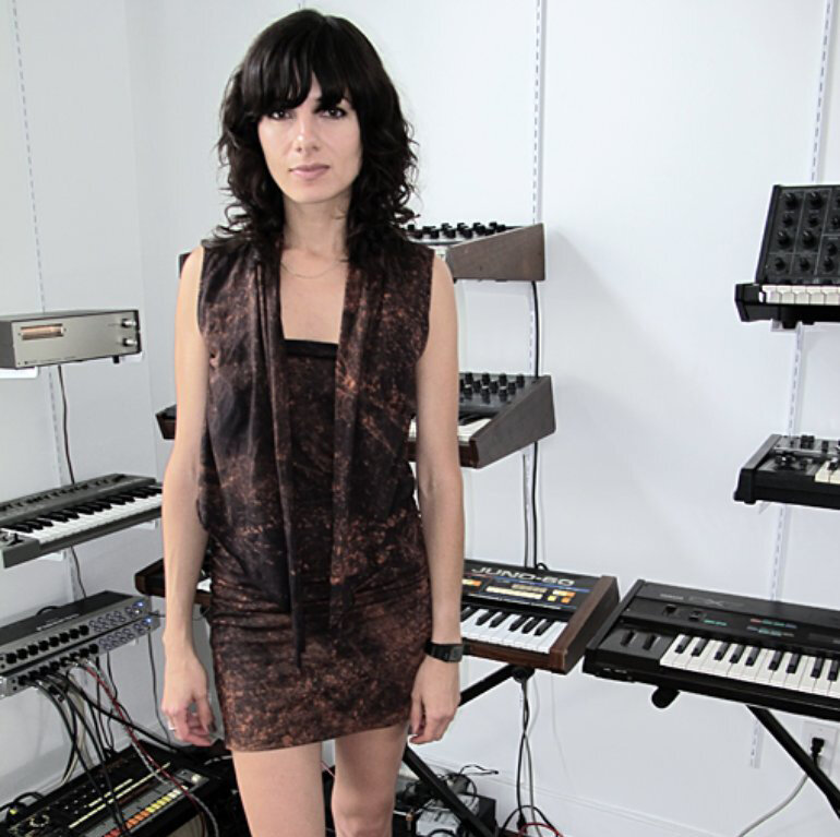 Throwback to 2012 and the early days of Minimal Wave, when label boss VERONICA VASICKA invited The Fader in for a home studio tour and a glimpse into her private collection of rare minimal synth and industrial ephemera — link below. She'll be closing out INTERZONE's club night Saturday October 19 at Good Room presented by Lost Soul Enterprises!   https://www.youtube.com/watch?v=T6QHEFjVWe0