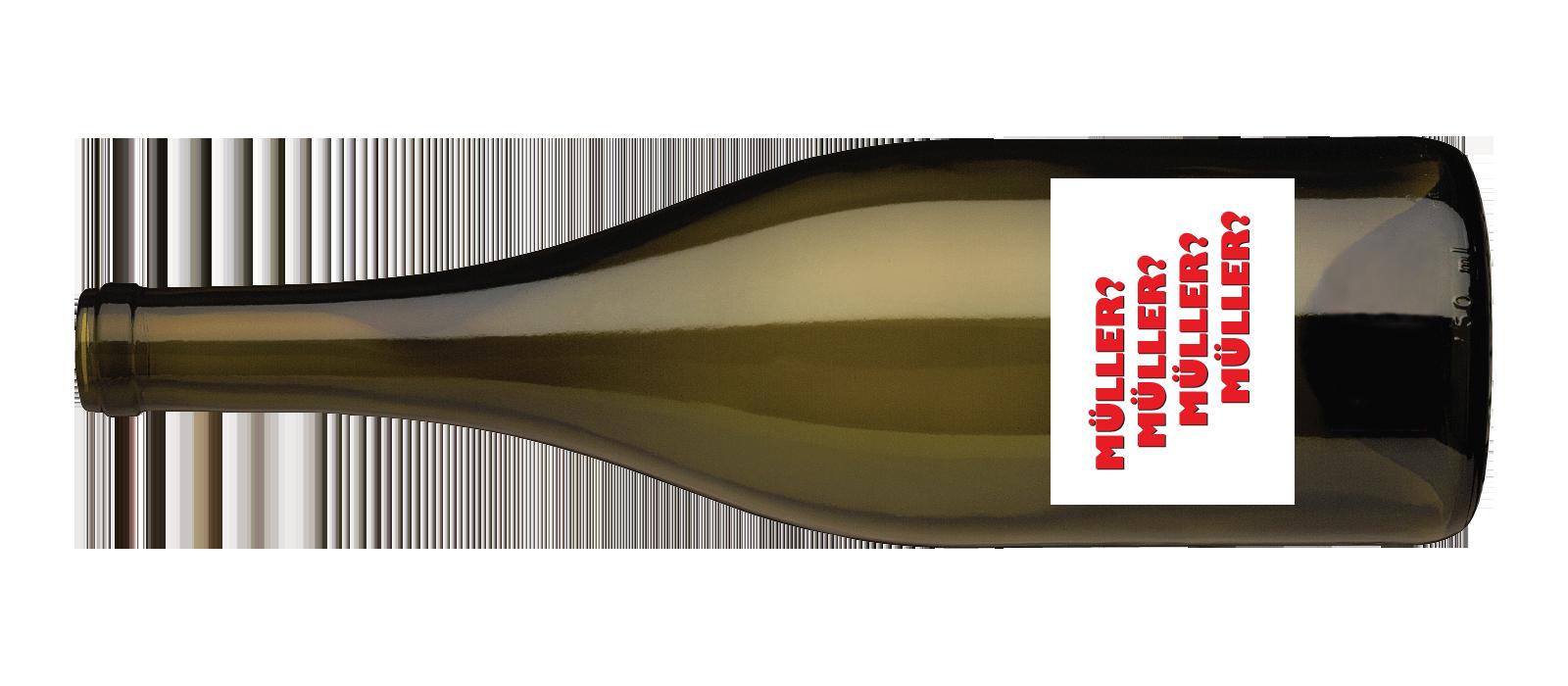 2018 Müller? Müller? Müller? Müller?    100% Muller Thurgau Orange Wine