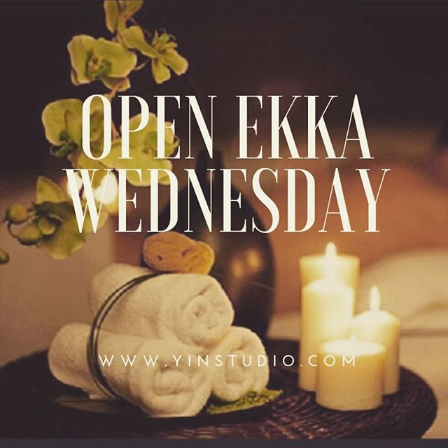 Fed up with fairy floss, run the gauntlet of Sideshow Alley, billious from Bertie Beetles!  Take some time out, maybe a massage or some relaxing acupuncture? Open all day this Wednesday. Book online www.yinstudio.com