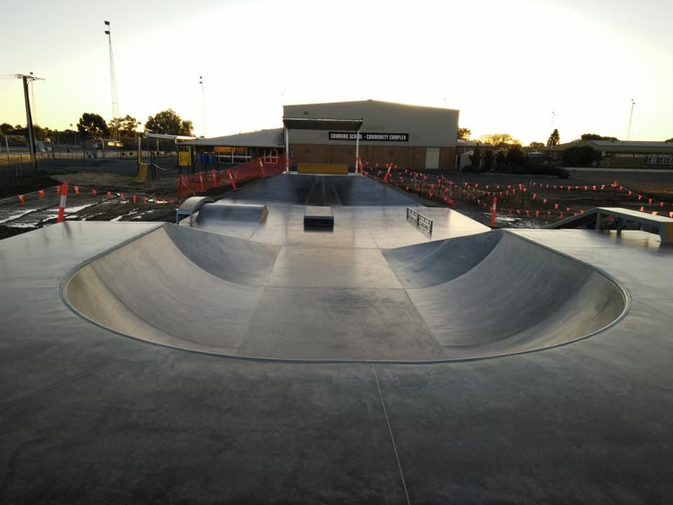 Cummins Skatepark