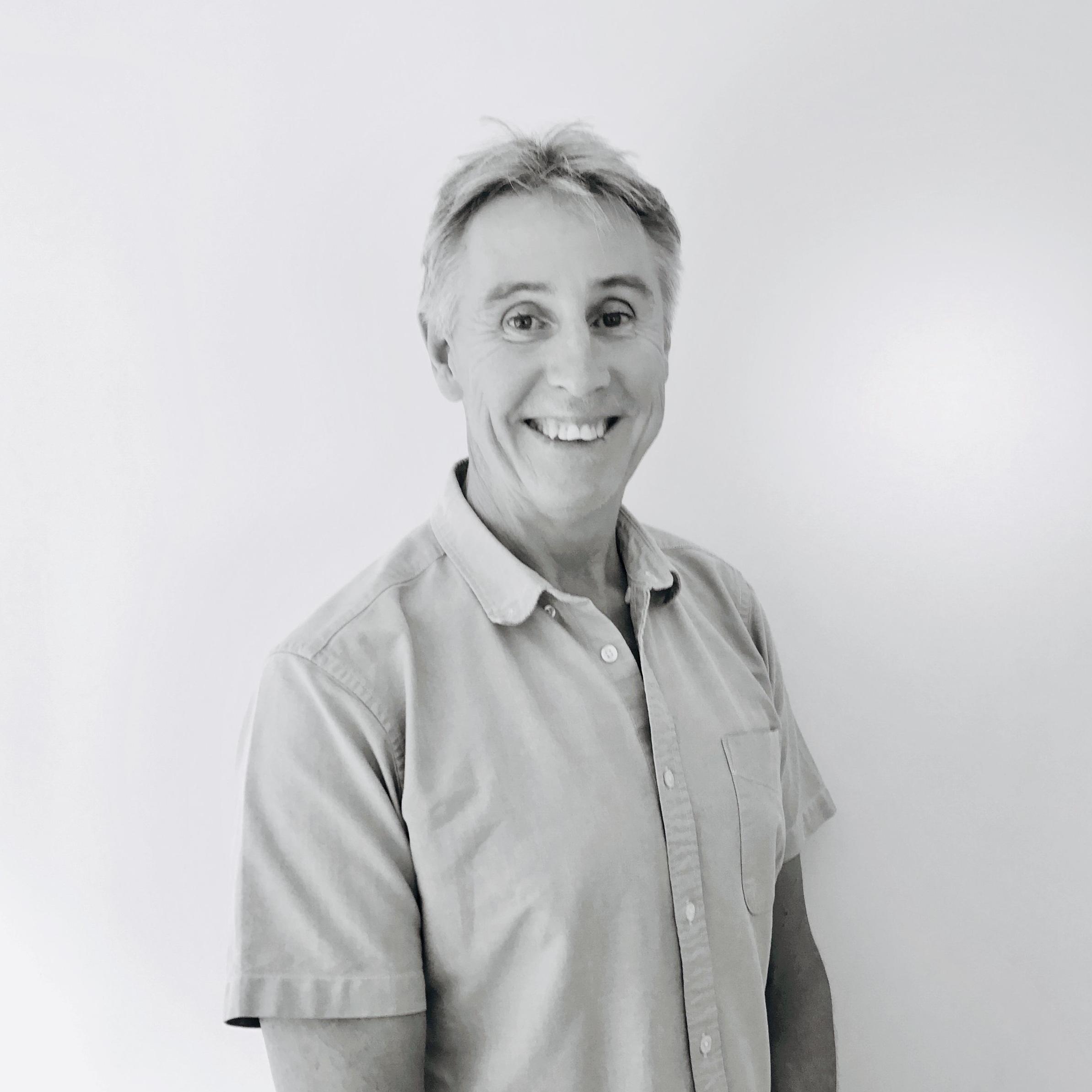 BRETT SCOTT  |  Principal Kinesiologist
