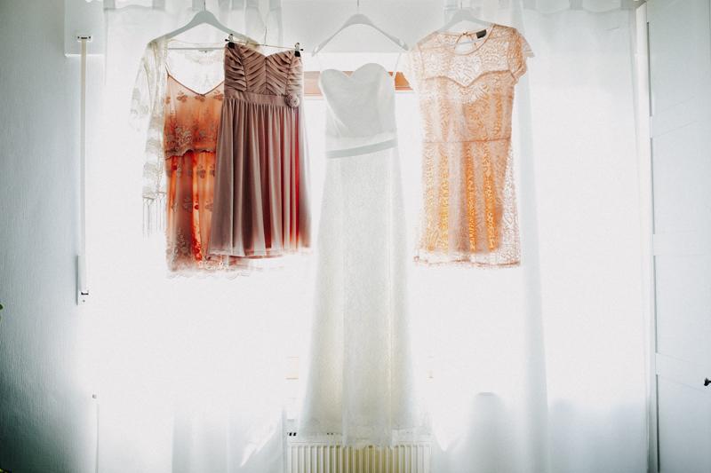 Brautkleid-Reken