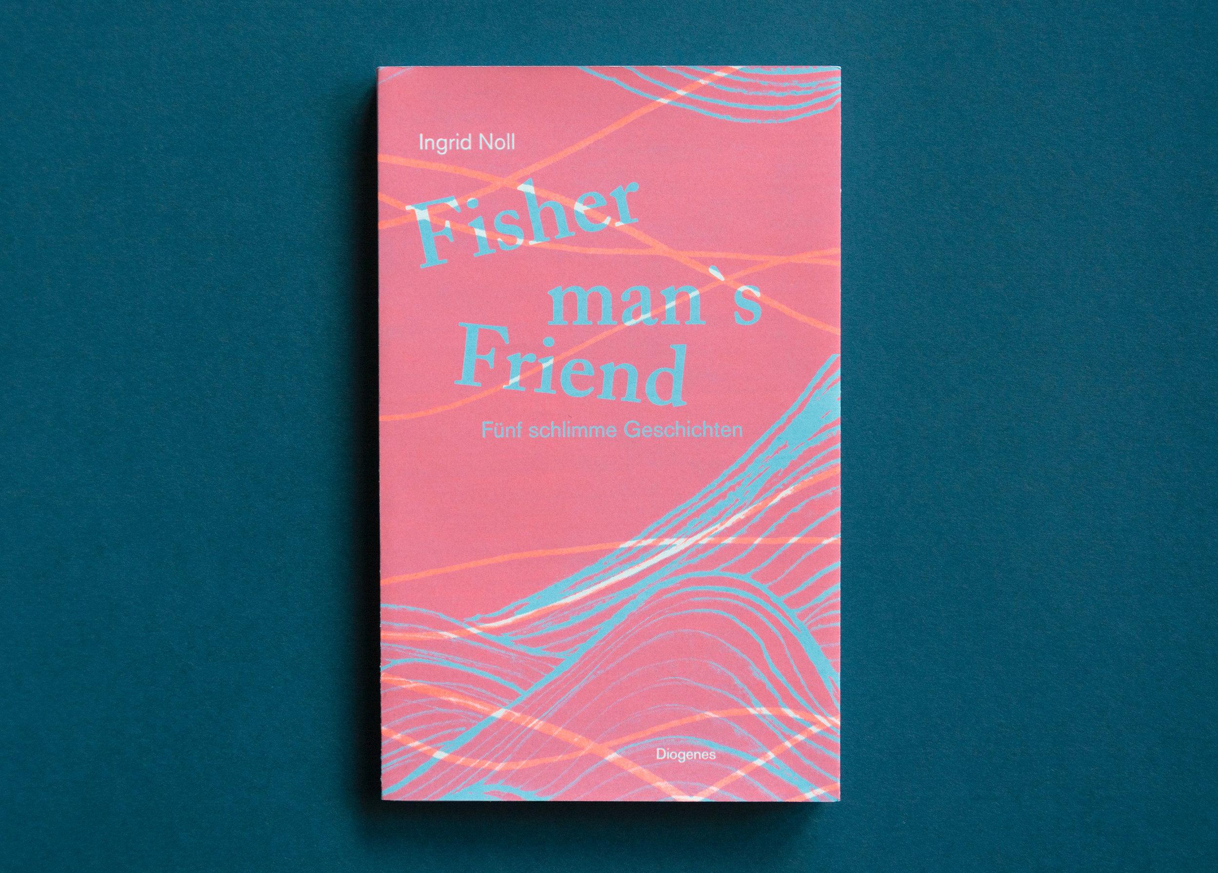 Buchcover – Fisherman's Friend
