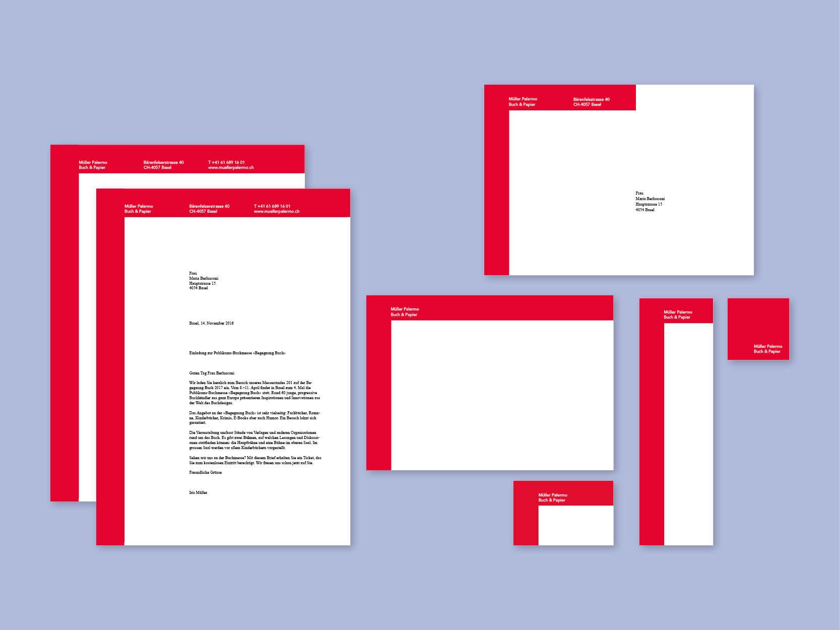 Briefschaft – MüllerPalermo