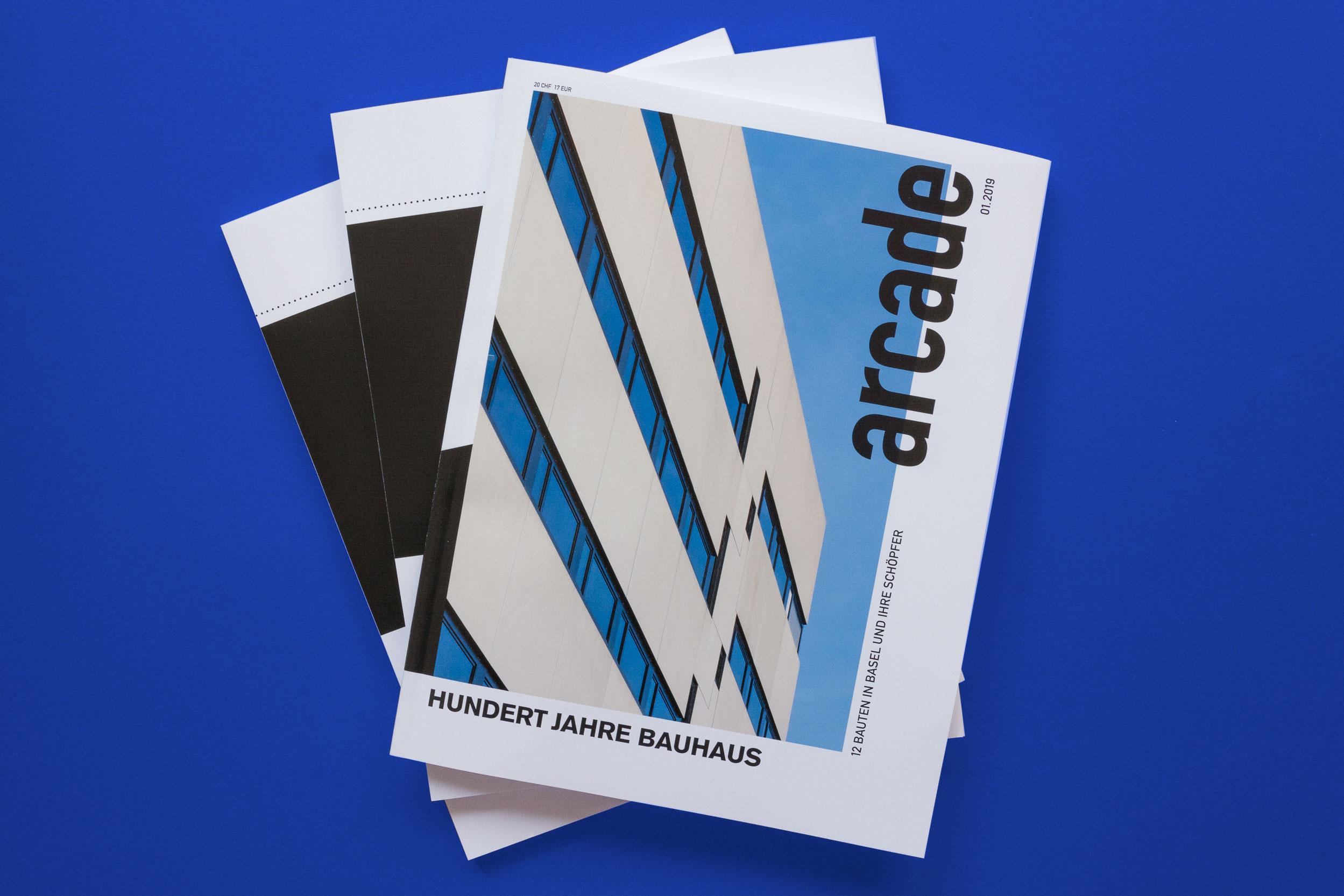 Magazin – arcade