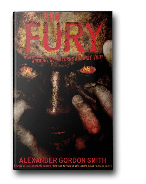 The Fury — Alexander Gordon Smith