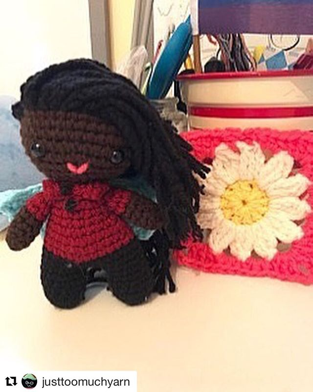 This is the first time one of my characters has been immortalised in yarn, and it is honestly one of the most amazing things I have ever seen!!!! The artist is the supremely talented @justtoomuchyarn, and the character is Daisy from The Fury!!!! Thanks so much, Frances, I LOVE her!!!! #authorlife #writersofinstagram #authorsofinstagram #Repost @justtoomuchyarn with @get_repost ・・・ An oldie but a goodie. One of my first attempts at making dolls when I was just picking up a hook, but I'm endlessly proud of her. I had to make my girl Daisy!! #alexandergordonsmith #thefury #thestorm #escapefromfurnace
