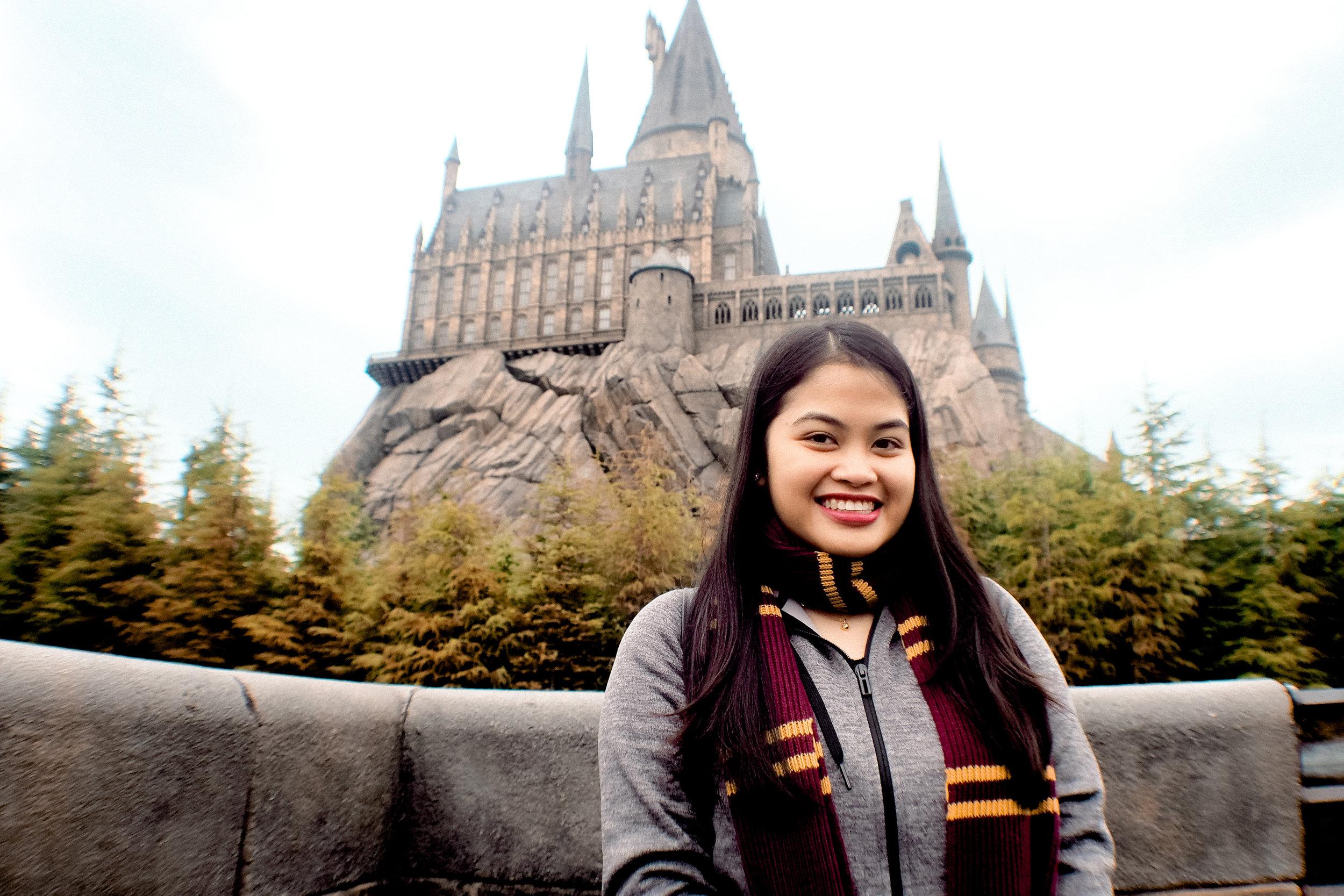 Hogwarts, I'm still waiting for my letter…