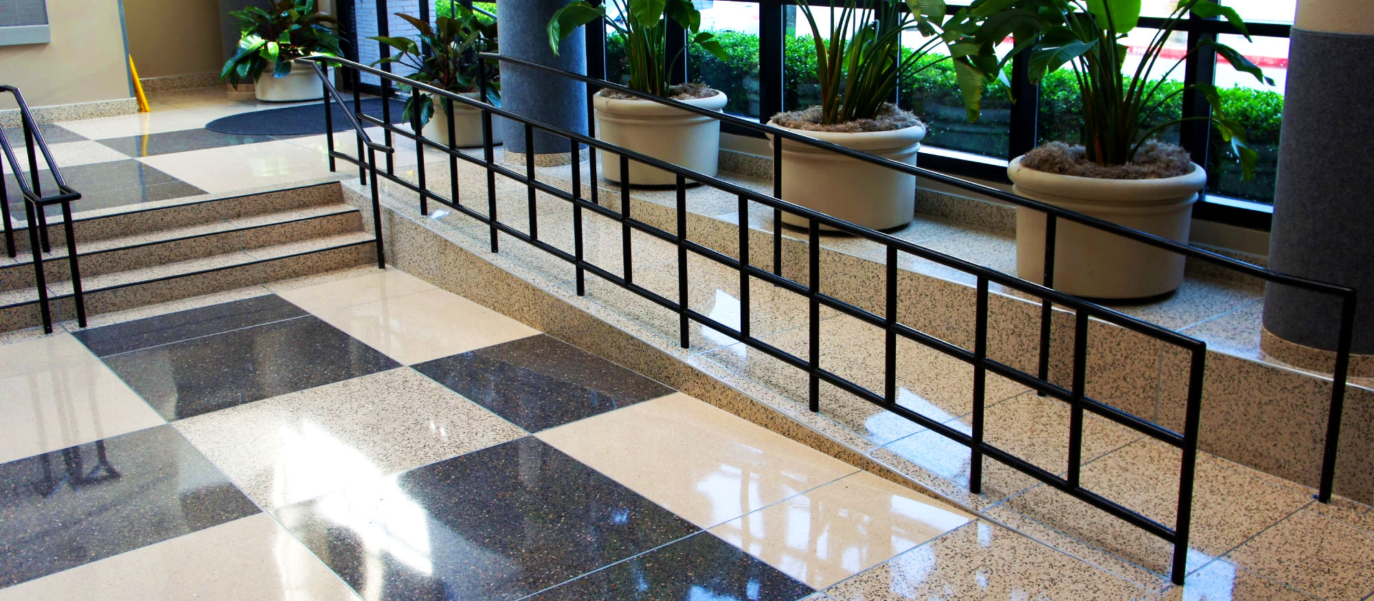 Our Projects Authentic Terrazzo Flooring Installations