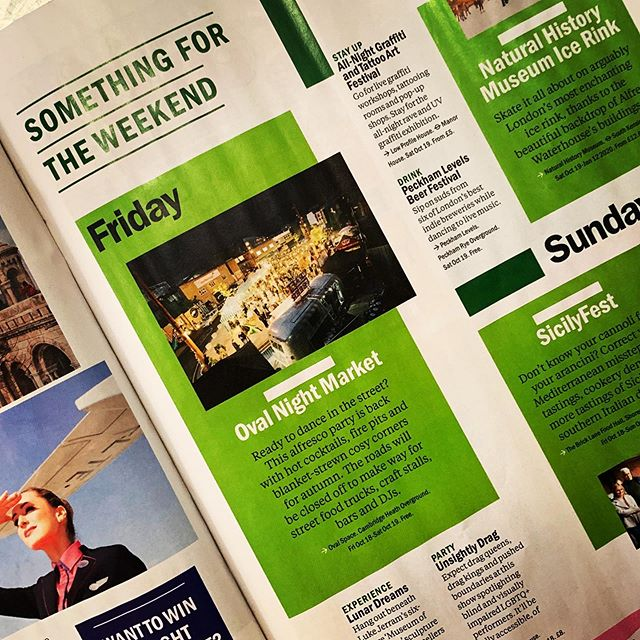 Oh, hi there @timeoutlondon 👋 Join us this Friday and Saturday at The Oval, E2. We've got a host of treats, no tricks – dancing on the street, hot cocktails, makers markets, cosy corners, fire pit & more. 🔥 Link in bio. 🔥  #whatsonlondon #london #londonnightlife #londonlife #fridaynight #saturdaynight #londonist #londonnights  #nightlife #party #thisislondon #londonlife #londontown #eastlondonlife #londoner  #towerhamlets #eastlondon #london #hackney #shoreditch #bethnalgreen #eastlondonlife #londonist