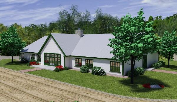 Kings Landing new residence building