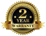 Rhino Sheds provides a 2 year warranty on all sheds and storage