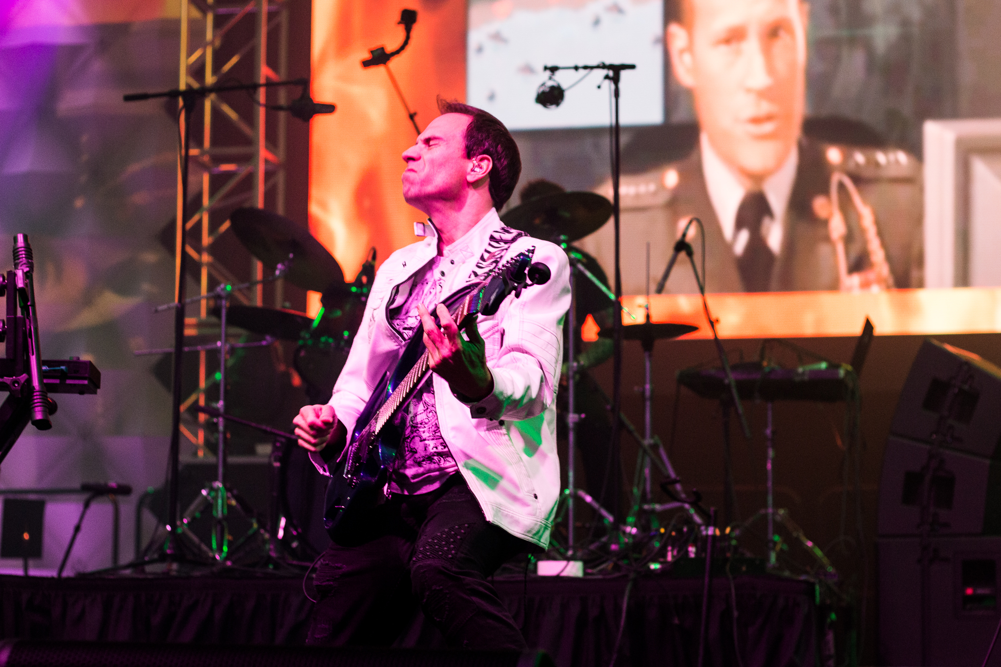 Performing at MAGFest 2019